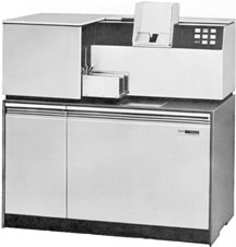 The IBM 1442 Card Read-Punch
