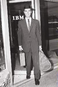IBM salesman